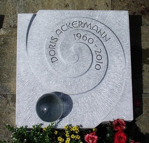 Grabzeichen Ackermann
