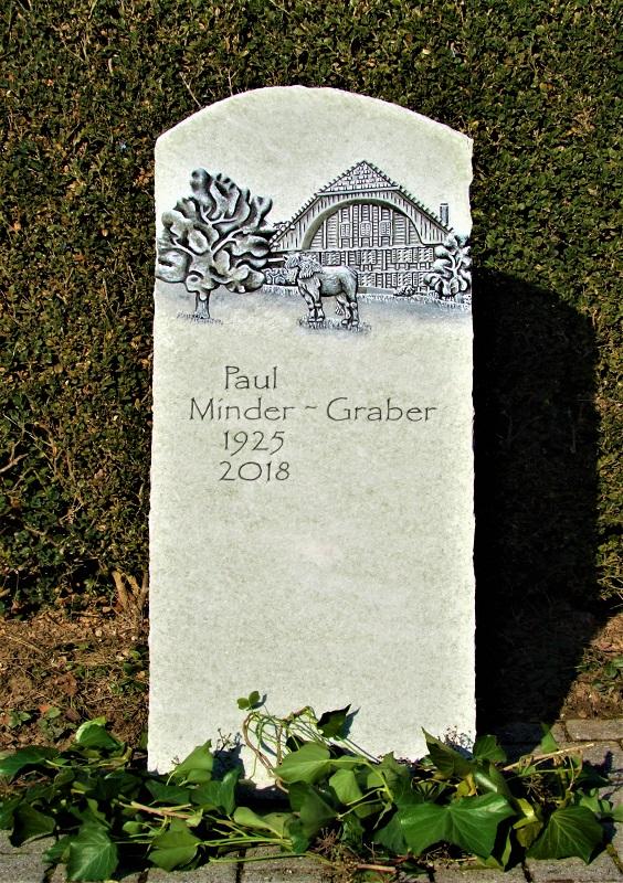 Grabstein Nr. 1706