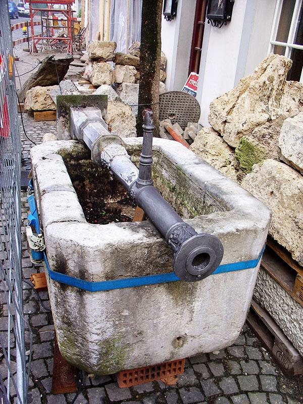 Brunnen-Restaurationen_vorher