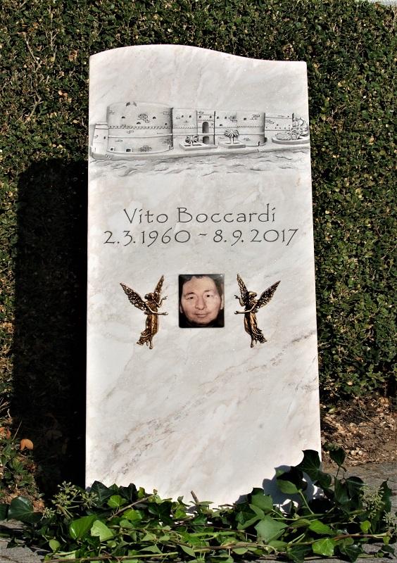 Grabzeichen Boccardi