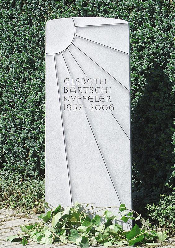 Grabzeichen Nr. 1395