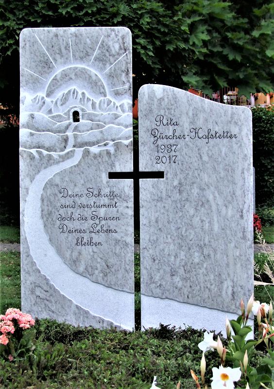 Grabstein Nr. 1696