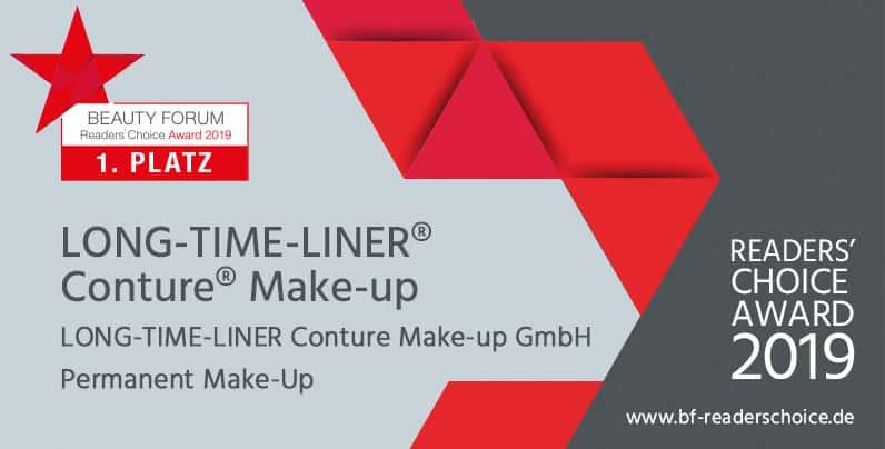 Permanent Make up Test Gewinner 2019 Augenbrauen