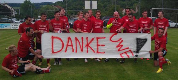 Aufsteiger, SV Distelhausen, Aufstieg