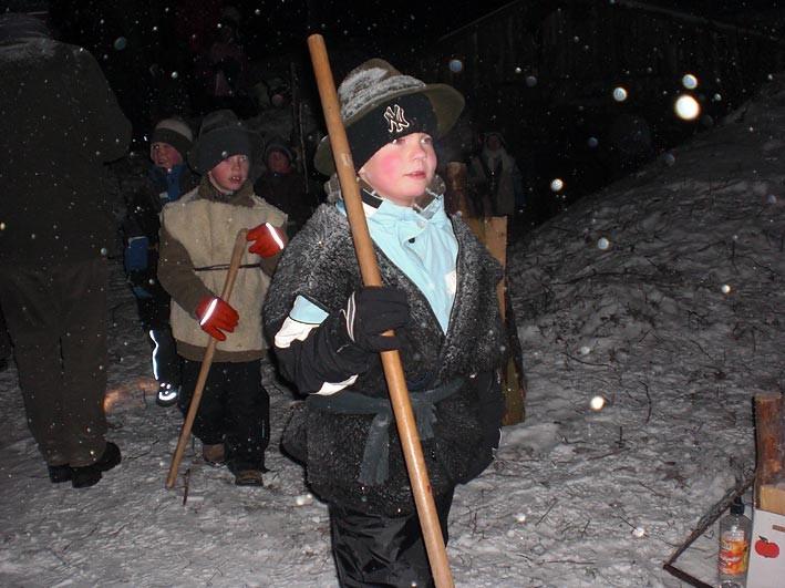 Hirte - Waldweihnacht in Mähring