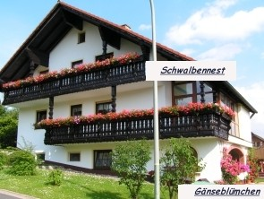 Privatpension in Mähring in der Oberpfalz Haus Resi