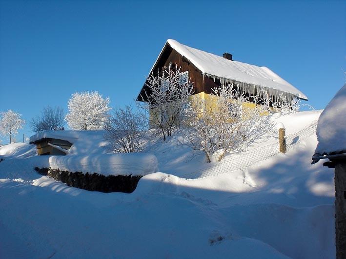 winterliches Mähring