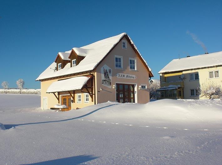 Feuerwehrhaus Mähring