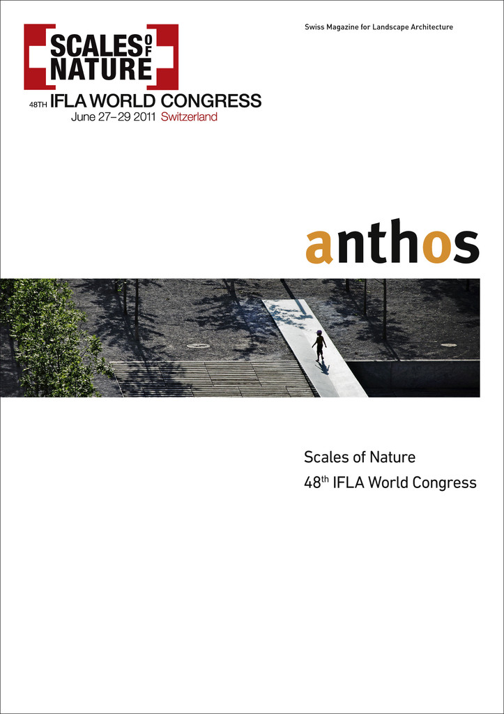 Spezial: Scales of Nature - 48th IFLA World Congress