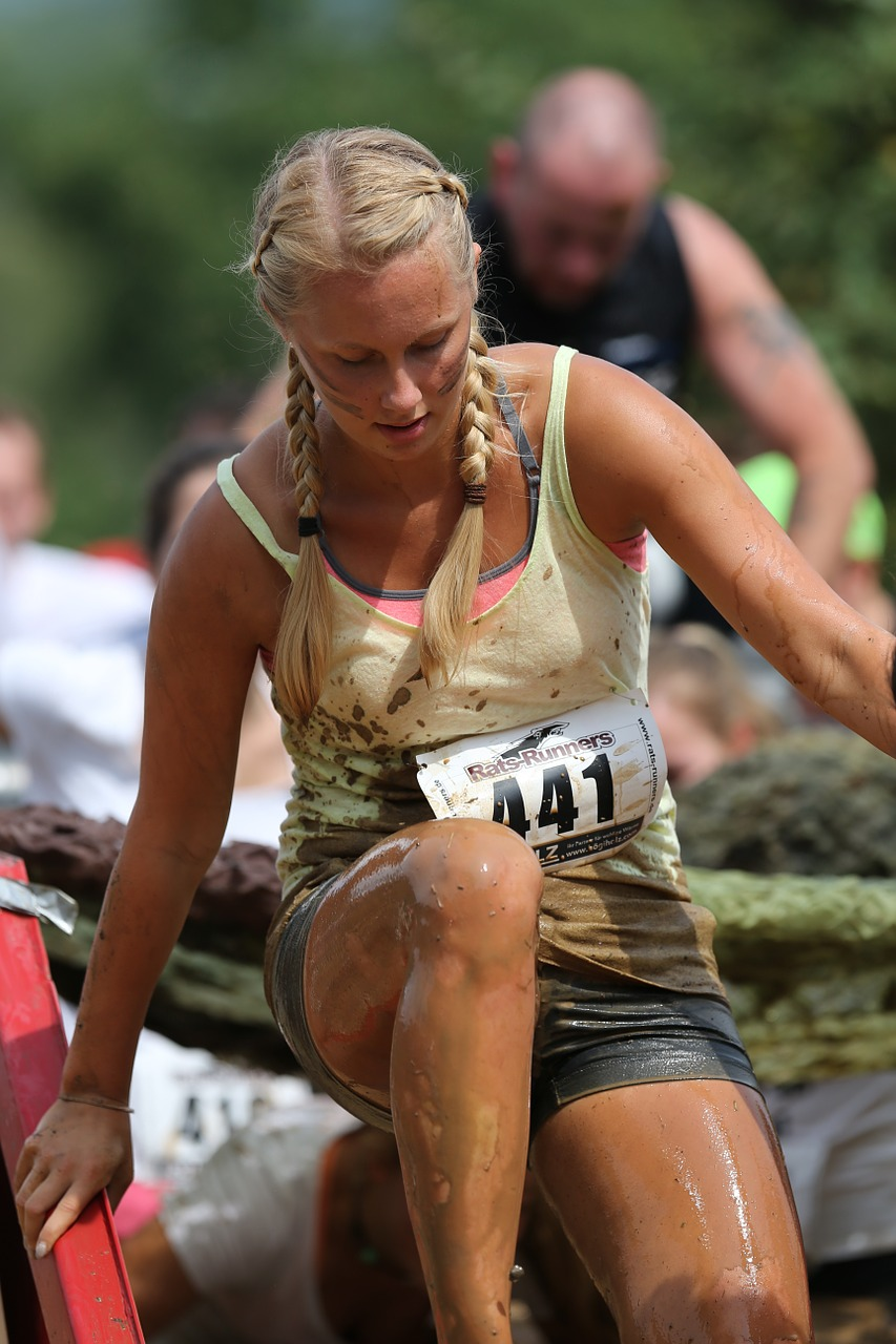 Obstacle Race, Extremcrosslauf, Hindernisrennen