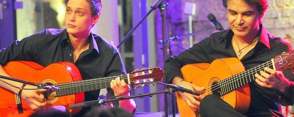 Fidi Großmann & Bino Dola, live in Schwerte im Nov 2012