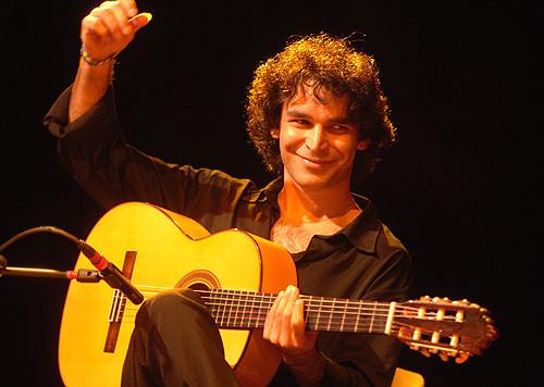 Bino Dola, live in Brühl im Mai 2005