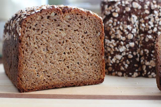 Brot mit Ackerbohne backen