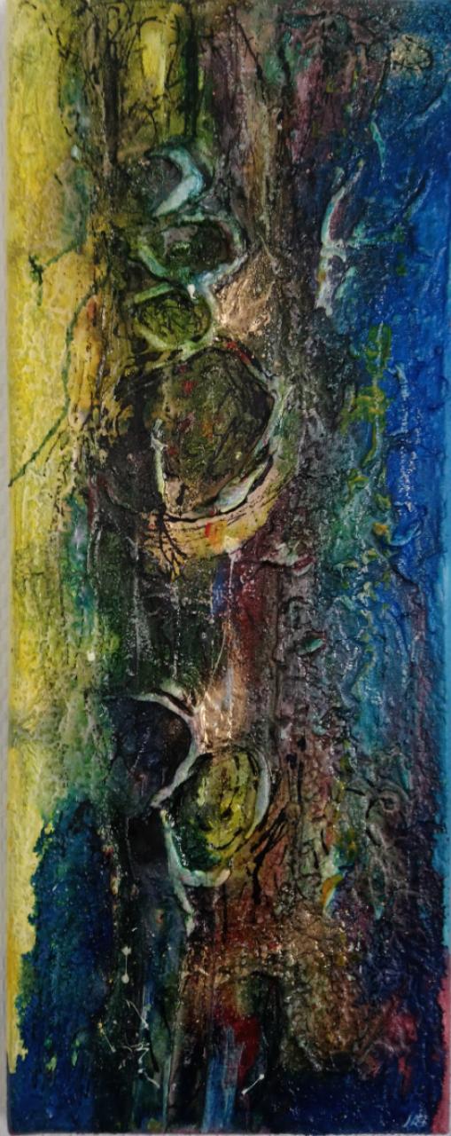 Art 99 - Organic (20x50x2)