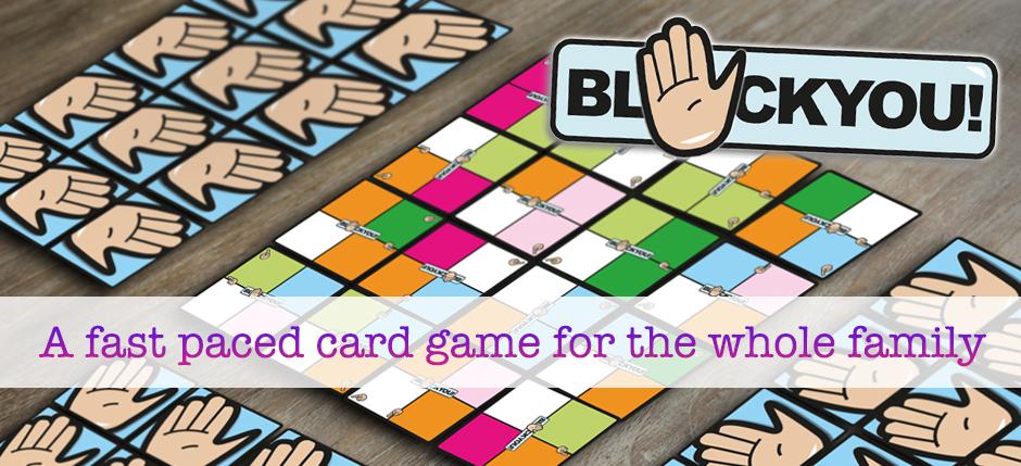 BlockYou card game