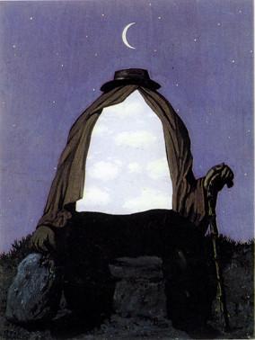 le thérapeute Réne Magritte