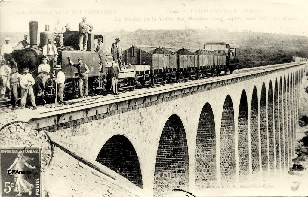Le train de chantier