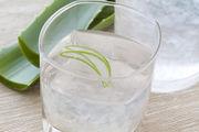 | Gel ou pulpe d'aloe vera à boire