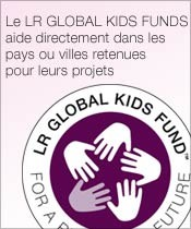 Le LR Global Kids Fund offre un soutien financier en France pour les projets d'aide aux enfants français: