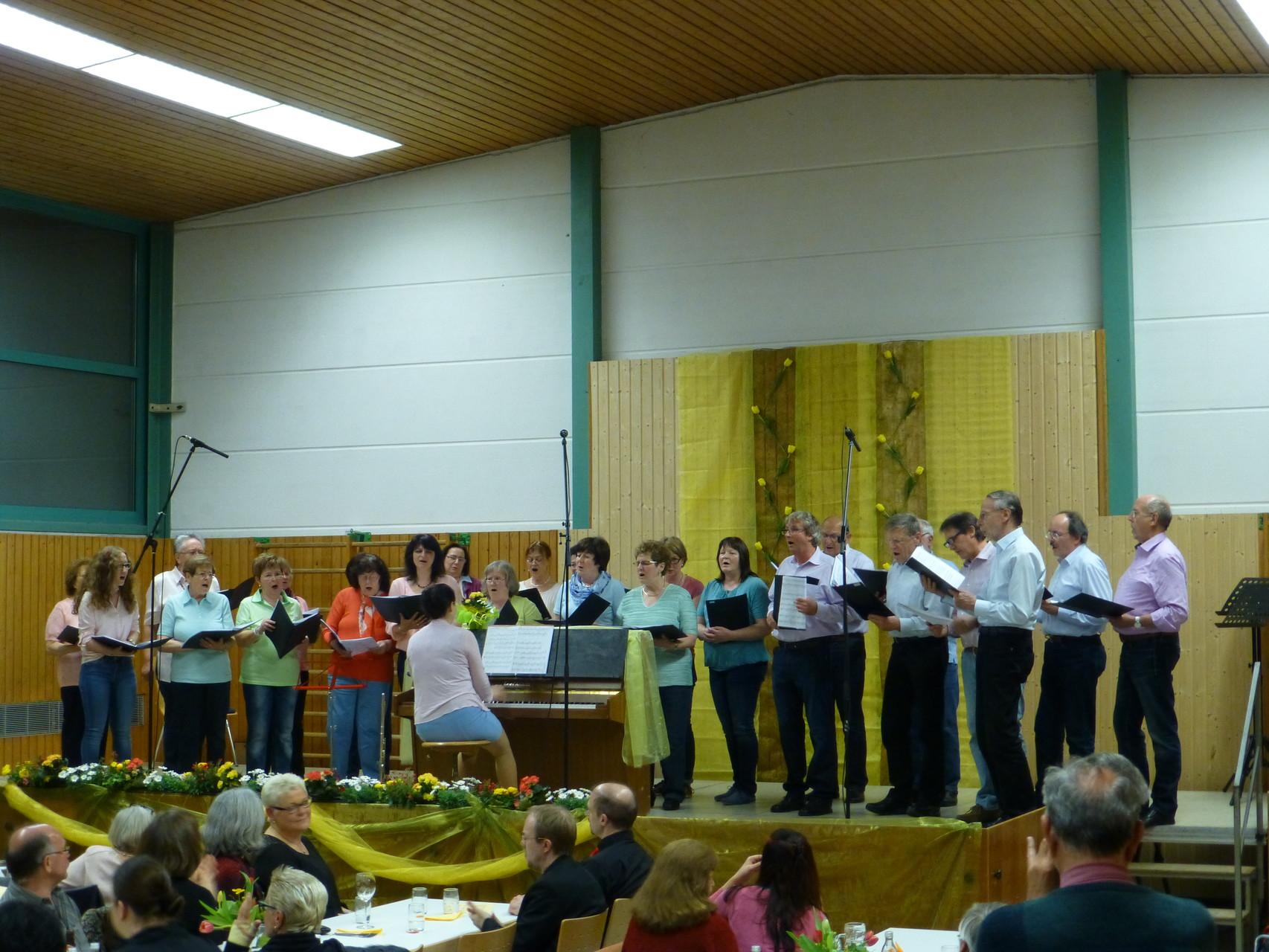 Chorgemeinschaft Waldrennach