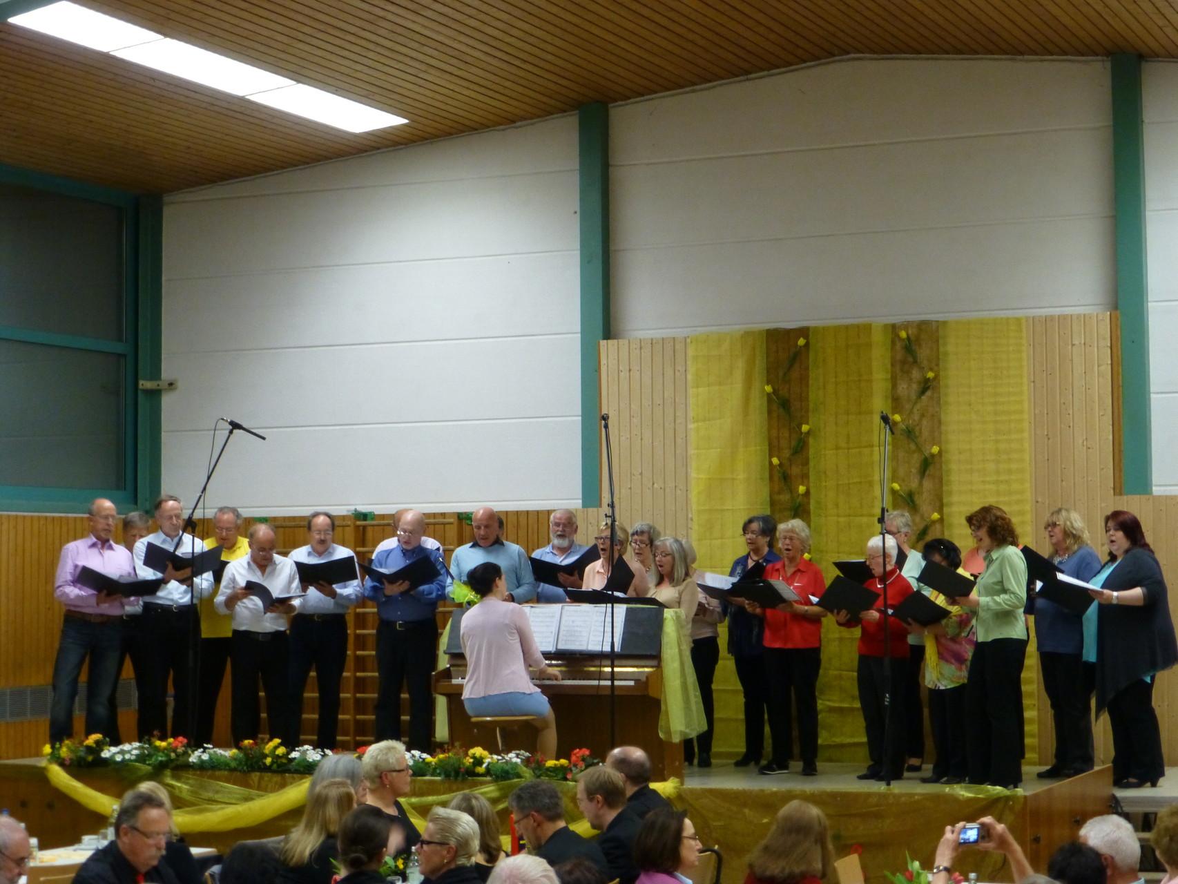 MGV Arlinger Neuer Chor 07