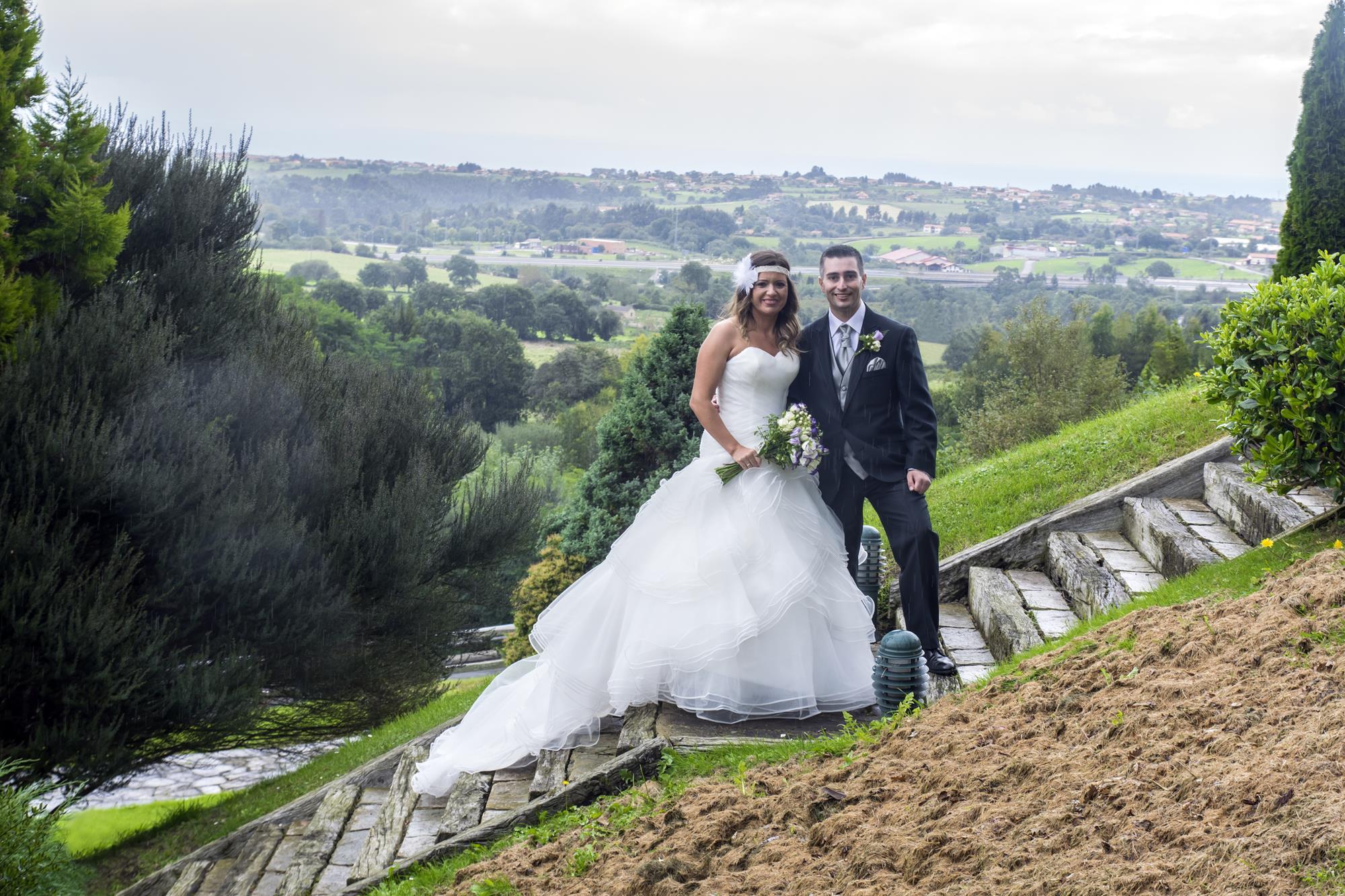 Fotógrafa Sonia Menéndez en bodas