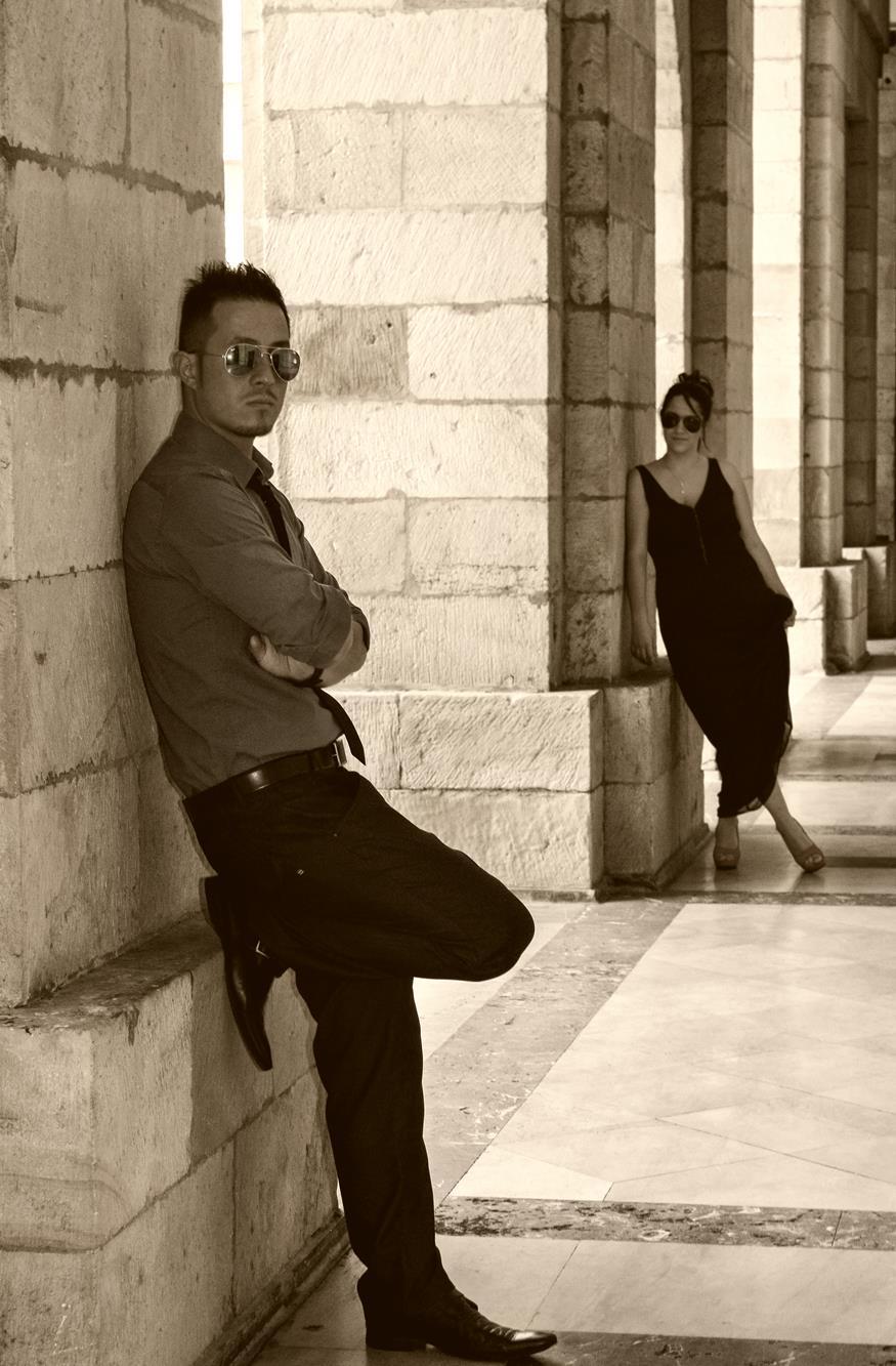 Fotógrafa Sonia Menéndez en postboda
