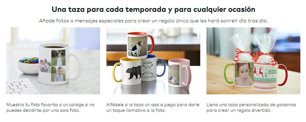 tazas y regalos personalizados Interfilm Gijón