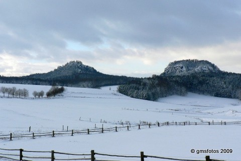 Winter im Kurort Rathen