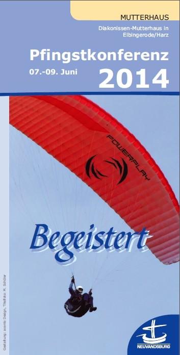 Titelbild Pfingstkonferenz 2014