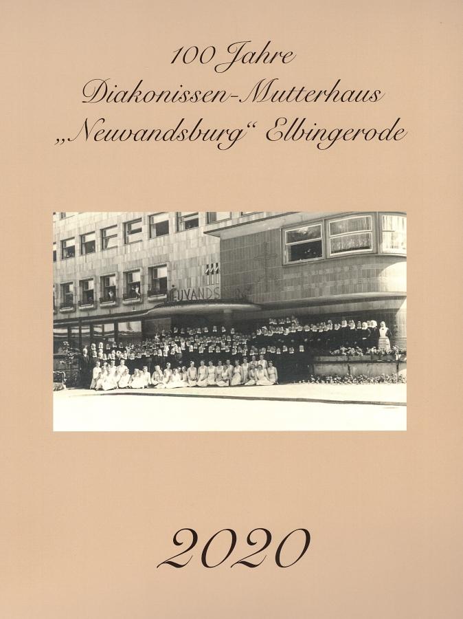 Deckblatt Kalender Diakonissenmutterhaus Elbingerode - Bauhaus