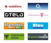 Handytarife von Vodafone, o2, Otelo, Telekom, Klarmobil.de, Blau.de, MobilcomDebitel und Freenetmobile.