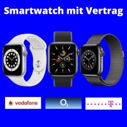Smartwatch mit Vertrag bestellen oder ohne SIM Karte nutzen?