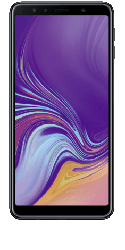 Samsung Galaxy A7 (2018) 64GB, Black