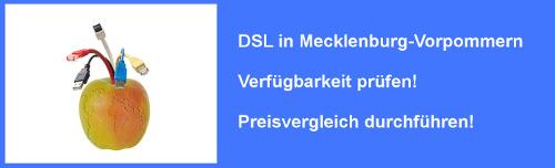 VDSL in Mecklenburg-Vorpommern  – Verfügbarkeit und Preisvergleich für Internet  Anschluss prüfen