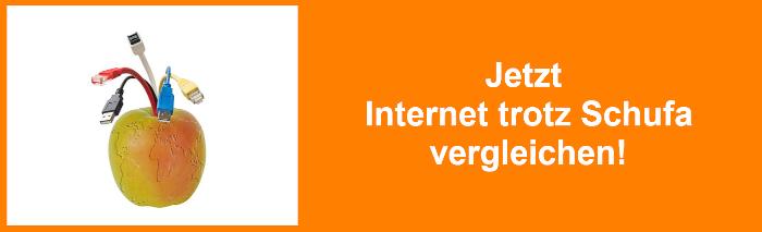 Internet trotz Schufa im Vergleich entdecken!