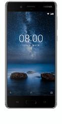 Nokia 8 Smartphone mit 4G Tarif