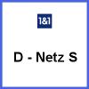 1 & 1 D-Netz S Allnet Flat Handytarif für das Vodafone Netz