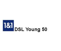 DSL Young 50 Tarif für junge Leute von 1 & 1