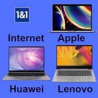 Homeschooling Internet per LTE mit Laptop oder DSL Festnetz Internet von 1 & 1