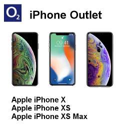 Apple iPhone Outlet Smartphones von o2