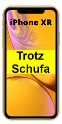 Apple iPhone XR Smartphone trotz Schufa