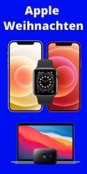 Apple Weihnachten, iPhone 12, iPhone 11, Apple Watch,  Apple  MacBook Air und Pro