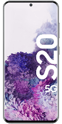 Samsung Galaxy S20 5G, Dual SIM