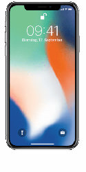 Apple iPhone X mit LTE Handytarif