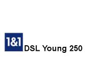 DSL Young 250 Tarif für den VDSL und Glasfaser Anschluss