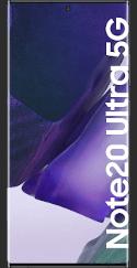 Samsung Galaxy Note20 Ultra 5G LTE Smartphone mit Handytarif