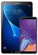 Samsung Galaxy A7  plus Samsung Tablet Tab A LTE