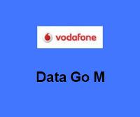 Vodafone Data Go M Datentarife für unterwegs