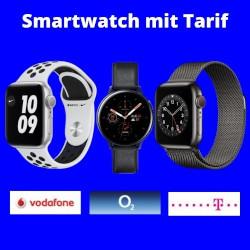 Smartwatch mit Tarif  und Sim Vertrag - Smartphone Ersatz oder Uhr?
